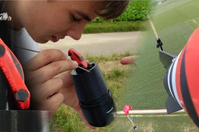 Raketfued Rockets - Building Water Rockets since 2011